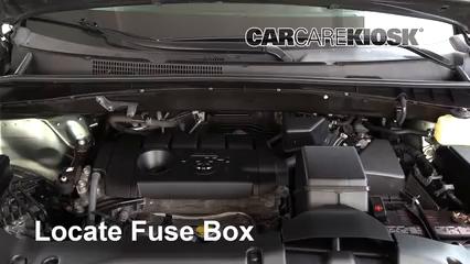 [SCHEMATICS_48IS]  Blown Fuse Check 2014-2019 Toyota Highlander - 2015 Toyota Highlander LE  2.7L 4 Cyl. | 2015 Highlander Fuse Box Window |  | CarCareKiosk