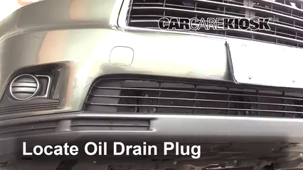 2015 Toyota Highlander LE 2.7L 4 Cyl. Oil Change Oil and Oil Filter