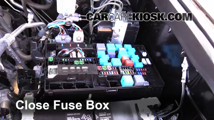 replace a fuse 2014 2019 toyota tundra 2015 toyota tundra 2014 Ford F-250 Fuse Box Diagram