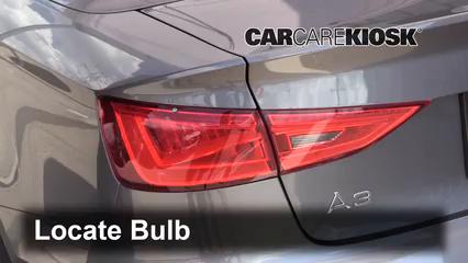2015 Audi A3 Quattro Premium 2.0L 4 Cyl. Turbo Convertible Luces