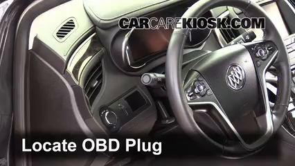 2015 Buick LaCrosse Leather 3.6L V6 FlexFuel Lumière « Check engine » du moteur Diagnostic