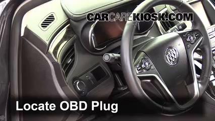 2015 Buick LaCrosse Leather 3.6L V6 FlexFuel Check Engine Light