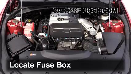 2015 Cadillac CTS 2.0L 4 Cyl. Turbo Fusible (motor)