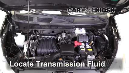 2015 Chevrolet City Express LS 2.0L 4 Cyl. Liquide de transmission Rajouter du liquide