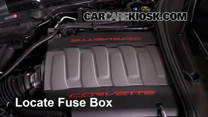 2015 Chevrolet Corvette Stingray 6.2L V8 Convertible Fuse (Engine)