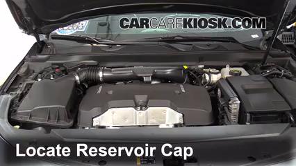 2015 Chevrolet Impala LT 2.5L 4 Cyl. Liquide de transmission