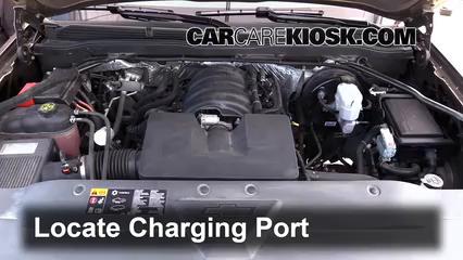 2015 Chevrolet Silverado 1500 LT 4.3L V6 FlexFuel Extended Cab Pickup Air Conditioner
