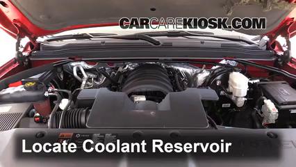2015 Chevrolet Tahoe LT 5.3L V8 FlexFuel Coolant (Antifreeze)