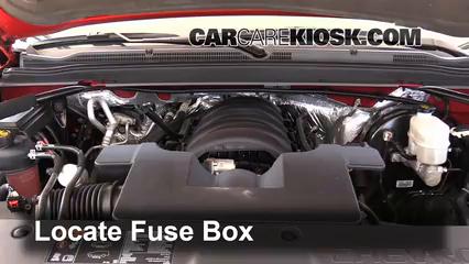 2015 Chevrolet Tahoe LT 5.3L V8 FlexFuel Fuse (Engine)