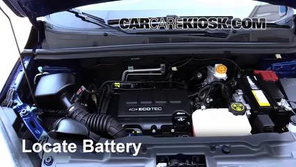 2015 Chevrolet Trax LTZ 1.4L 4 Cyl. Turbo Battery