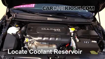 2015 Chrysler 200 Limited 2.4L 4 Cyl. Sedan (4 Door) Antigel (Liquide de Refroidissement)