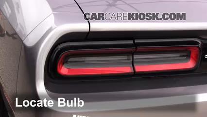 2015 Dodge Challenger SXT Plus 3.6L V6 FlexFuel Lights