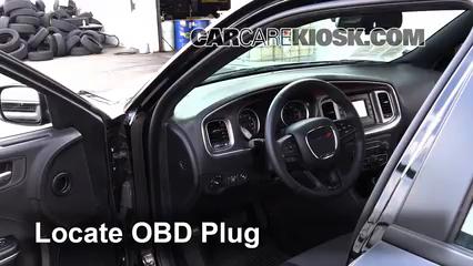 2015 Dodge Charger SE 3.6L V6 FlexFuel Check Engine Light
