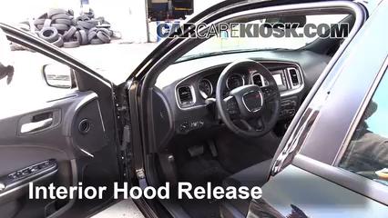 2015 Dodge Charger SE 3.6L V6 FlexFuel Belts