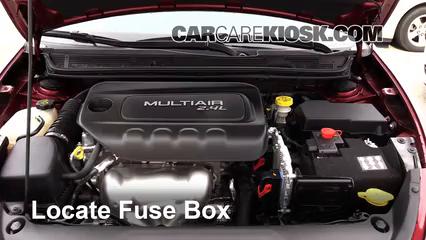 2015 Dodge Dart SXT 2.4L 4 Cyl. Fuse (Engine)