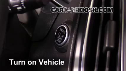 2015 Ford Focus Titanium 2.0L 4 Cyl. FlexFuel Sedan Bluetooth Appair le Téléphone