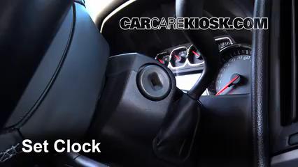 2015 GMC Sierra 1500 SLE 5.3L V8 FlexFuel Extended Cab Pickup Reloj