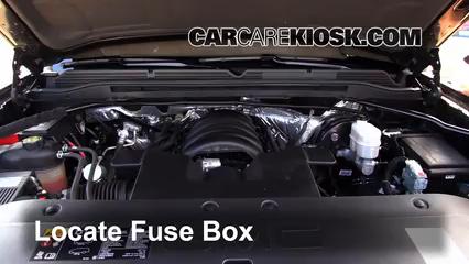 2015 GMC Sierra 1500 SLE 5.3L V8 FlexFuel Extended Cab Pickup Fusible (motor)