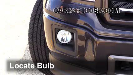 2015 GMC Sierra 1500 SLE 5.3L V8 FlexFuel Extended Cab Pickup Luces Luz de niebla (reemplazar foco)