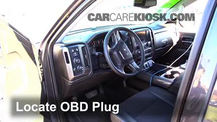 2015 GMC Sierra 1500 SLE 5.3L V8 FlexFuel Extended Cab Pickup Compruebe la luz del motor