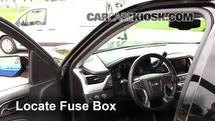 2015 GMC Yukon XL SLT 5.3L V8 FlexFuel Fuse (Interior)