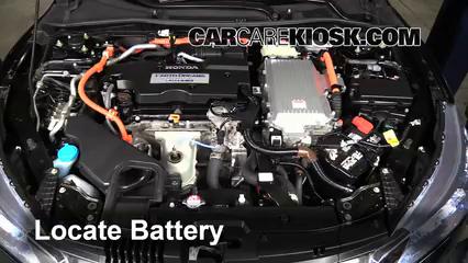 2015 Honda Accord Hybrid Touring 2.0L 4 Cyl. Battery