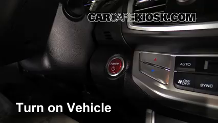2015 Honda Accord Hybrid Touring 2.0L 4 Cyl. Bluetooth