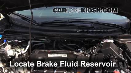2015 Honda CR-V EX 2.4L 4 Cyl. Liquide de frein