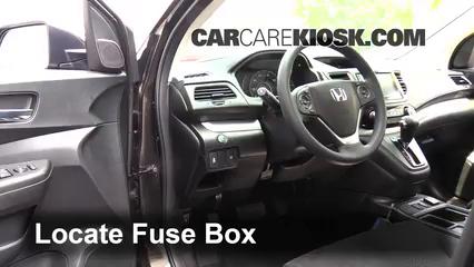 2015 Honda CR-V EX 2.4L 4 Cyl. Fusible (intérieur)