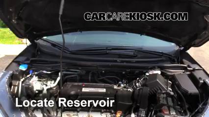 2015 Honda CR-V EX 2.4L 4 Cyl. Liquide essuie-glace
