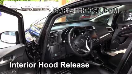 2015 Honda Fit EX 1.5L 4 Cyl. Belts