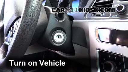 2015 Hyundai Sonata SE 2.4L 4 Cyl. Bluetooth