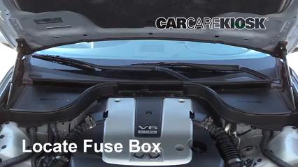 2015 Infiniti Q40 3.7L V6 Fuse (Engine)