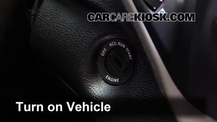 2015 Jeep Cherokee Latitude 2.4L 4 Cyl. Bluetooth