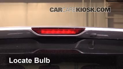 2015 Jeep Compass Sport 2.0L 4 Cyl. Lights Center Brake Light (replace bulb)