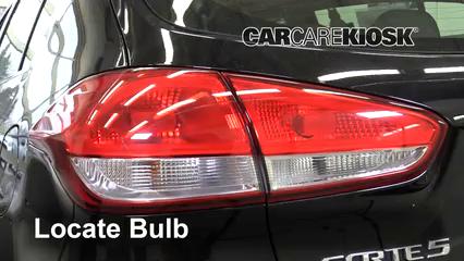 2015 Kia Forte5 EX 2.0L 4 Cyl. Lights