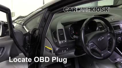 2015 Kia Forte5 EX 2.0L 4 Cyl. Check Engine Light