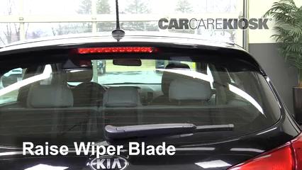 2015 Kia Forte5 EX 2.0L 4 Cyl. Windshield Wiper Blade (Rear)