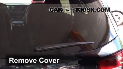 2015 Kia Sedona LX 3.3L V6 Windshield Wiper Blade (Rear)