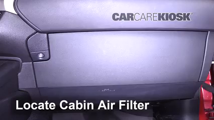 2015 Lexus ES300h 2.5L 4 Cyl. Air Filter (Cabin)