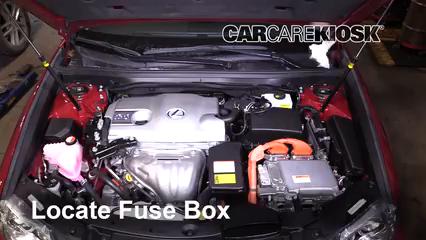2015 Lexus ES300h 2.5L 4 Cyl. Fusible (motor)