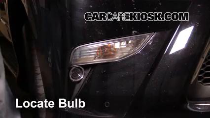 2015 Lexus GX460 Luxury 4.6L V8 Luces Luz de giro delantera (reemplazar foco)