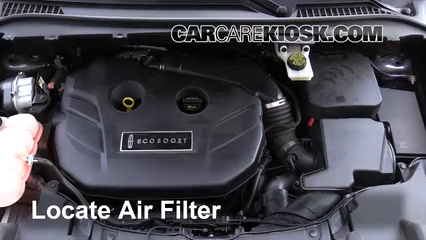 2015 Lincoln MKC 2.0L 4 Cyl. Turbo Air Filter (Engine)