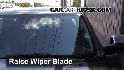 2015 Ram 1500 Laramie Longhorn 3.0L V6 Turbo Diesel Windshield Wiper Blade (Front)