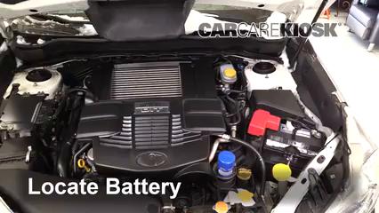 2015 Subaru Forester 2.0XT Touring 2.0L 4 Cyl. Turbo Batería
