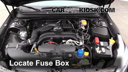 2015 Subaru Legacy 2.5i Premium 2.5L 4 Cyl. Fusible (motor)