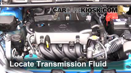 2015 Toyota Yaris LE 1.5L 4 Cyl. Hatchback (4 Door) Transmission Fluid Fix Leaks