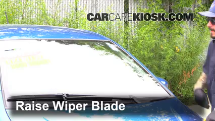 2015 Toyota Yaris LE 1.5L 4 Cyl. Hatchback (4 Door) Windshield Wiper Blade (Front)