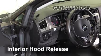 2015 Volkswagen Golf SportWagen TDI S 2.0L 4 Cyl. Turbo Diesel Capó