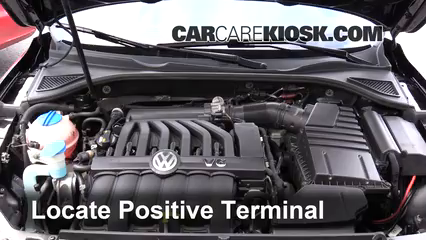 2015 Volkswagen Passat SEL Premium 3.6L V6 Batería Encendido de puente